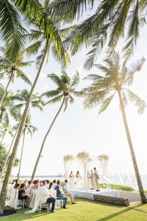Steven & Hanane's Gorgeous Luxury Events Phuket Destination Wedding