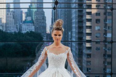 Ines Di Santo Bridal Fall 2018