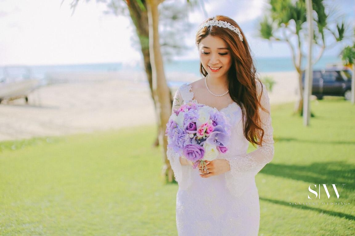 Janice & Everest's Heavenly Wedding in the JAL Private Resort Okuma