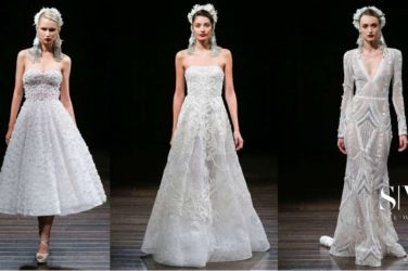 Naeem Khan Fall 2018 Bridal Collection New York Fashion Week FEATURE IMAGE