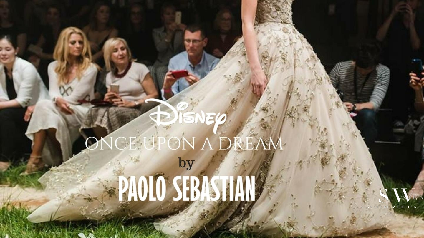 PAOLO SEBASTIAN\'s Disney Once Upon a Dream Collection