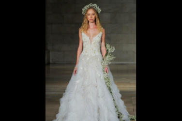 Reem Acra Fall 2018 Bridal Collection – New York Bridal Fashion Week (1 (21)