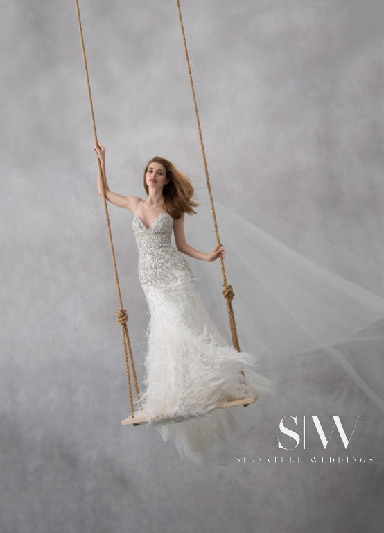 "WATTERS Bridal Fall 2017 ""Seraphim"" Collection"