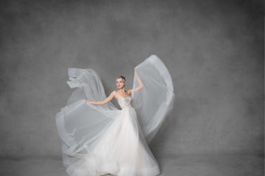 """WATTERS Bridal Fall 2017 """"Seraphim"""" Collection"""