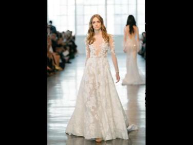 BERTA Bridal Fall 2018 Collection—New York Bridal Fashion Week