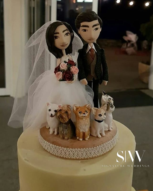 smith s grocery wedding cakes curtis smith and erwan heussaff s tr 232 s romantique 20252