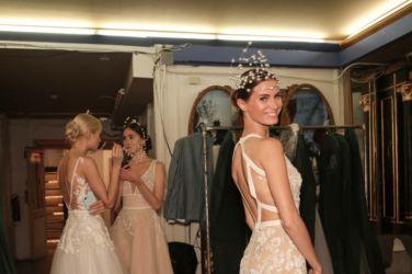 wedding-dresses, style-fashion, lookbook - DANY MIZRACHI Fall 2018 Bridal Collection—New York Fashion Week