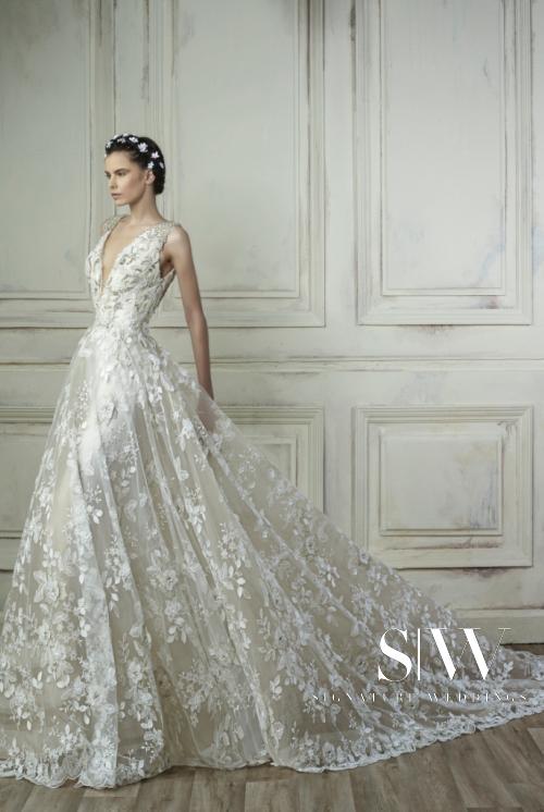 Gemy Maalouf Bridal 2018 (19)