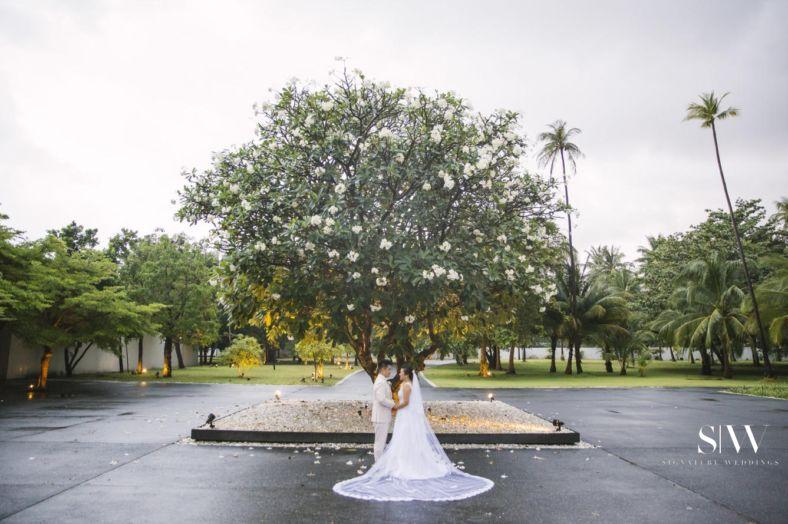 thailand, destination-weddings - Jenny & Calvin's Koh Samui Destination Wedding in Summer Rain