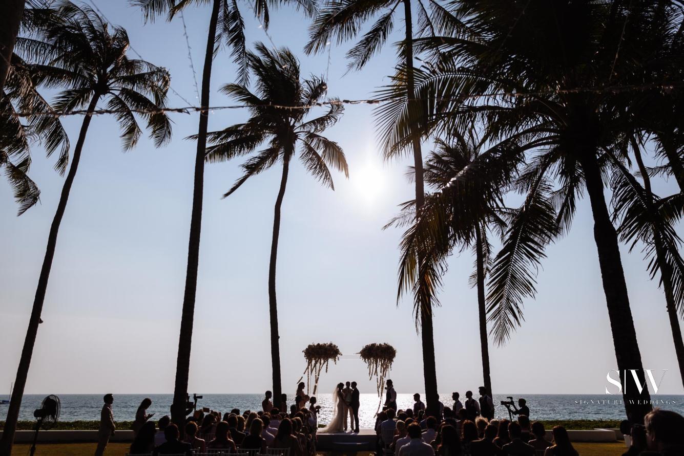 Michelle & James' Beautiful Phuket Destination Wedding
