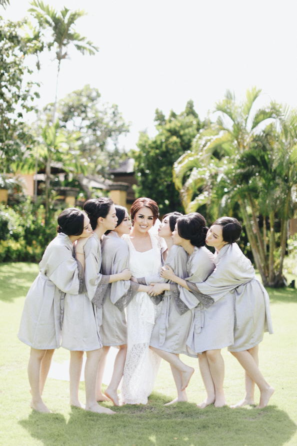 Robert & Theresia's Spectacular Cliffside Bali Wedding at Sky Ayana