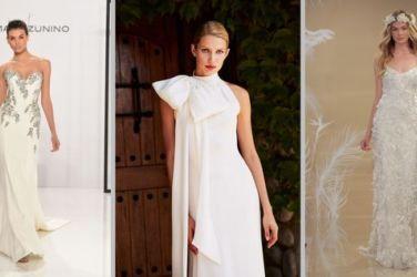 ideas, wedding-dresses, wedding, style-fashion, lookbook - 12 best frocks from NY Bridal Fashion Week