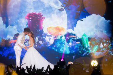 ideas, wedding, malaysia, global-wedding, featured - Ray and Angela's magical affair