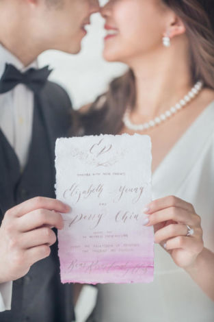 Wedding photos tips by Youtuber Elizabeth Yeung and her wedding team