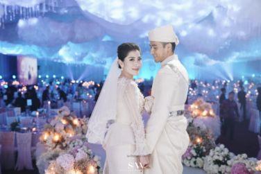 wedding, malaysia, celebrity - #chrysfaliqeverafter: Iconic wedding of the year