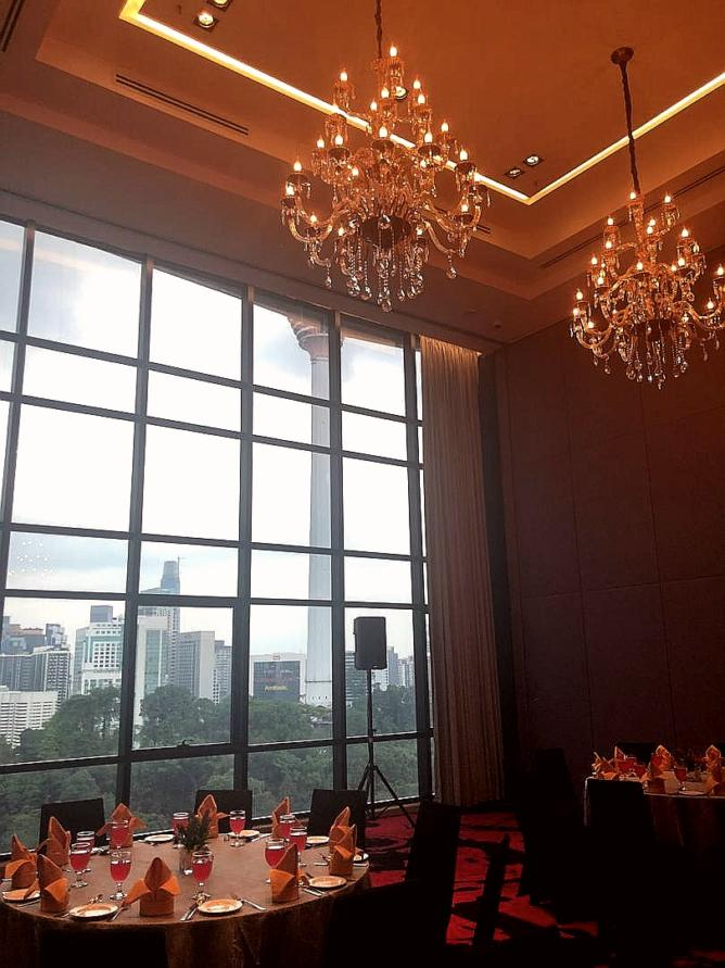 New KL Wedding Venue With A Gorgeous View