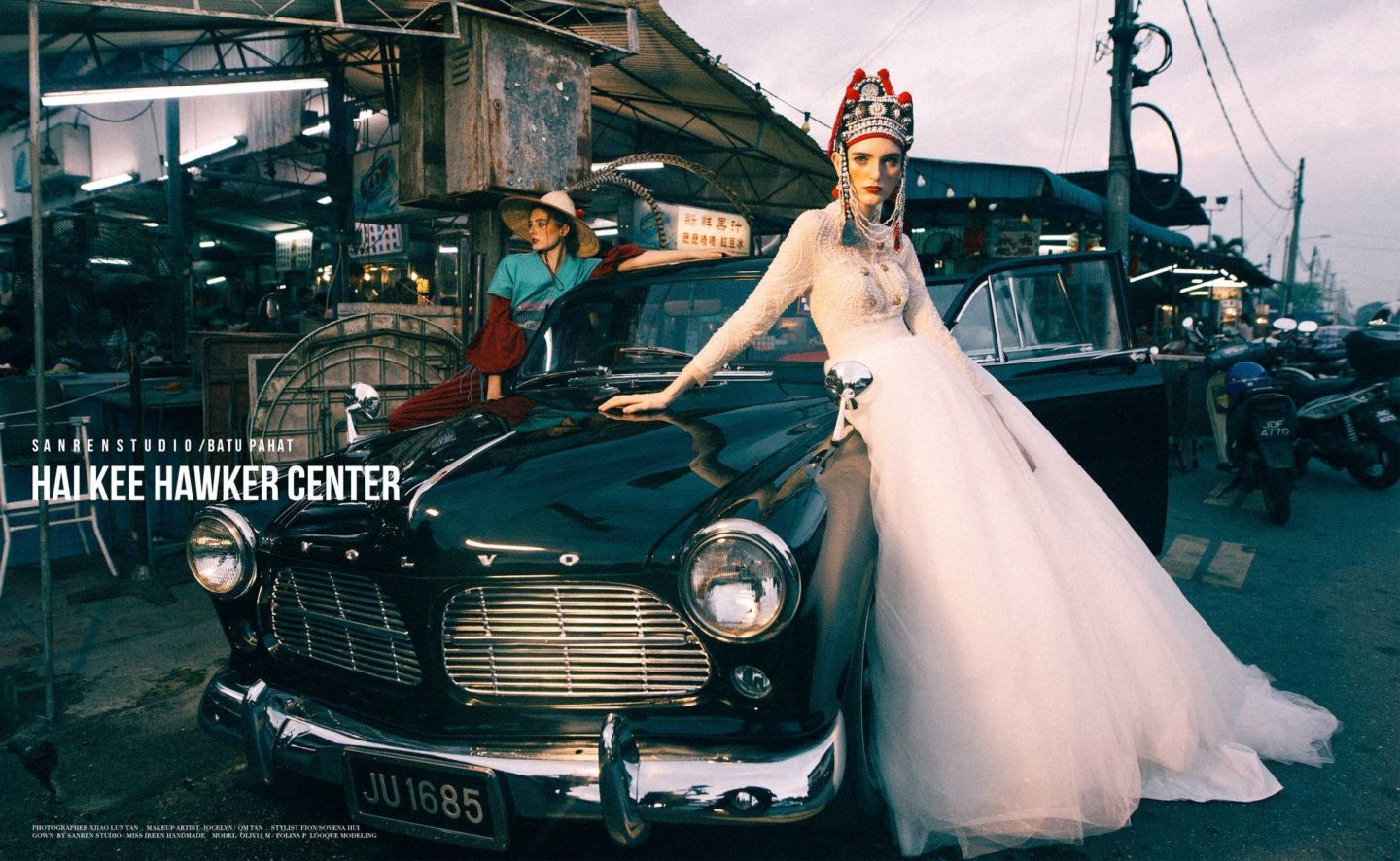 8 Batu Pahat iconic spots for unconventional wedding photos thru' Sanren's lenses
